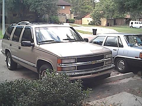 Another 420SELman 1999 Chevrolet Tahoe post... - 7299305