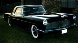 Linmk2s 1956 Lincoln Continental