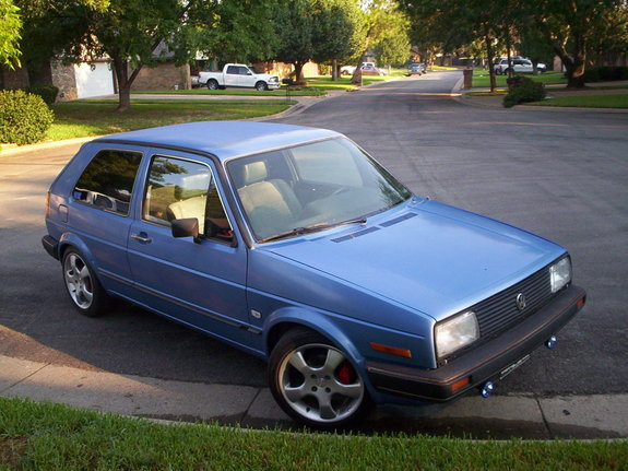 Fortworthcustoms 1987 Volkswagen Golf Specs Photos Modification