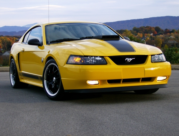 Another BlackVNM 2004 Ford Mustang post... - 7419632