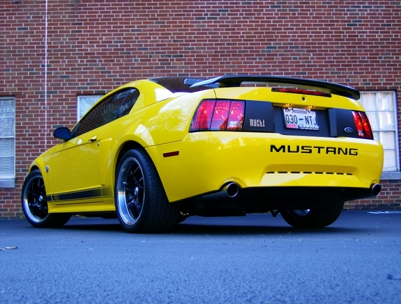 Another BlackVNM 2004 Ford Mustang post... - 7419667