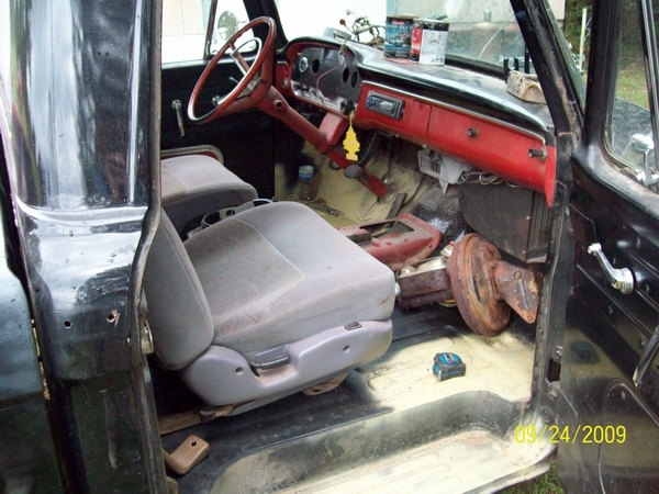 dusty64f100 1964 Ford F150 Regular Cab 7303526
