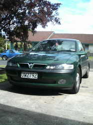 UCNTRY 1997 Holden Vectra