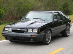 mezapus 1985 Ford Mustang