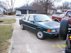 95plymouth 1995 Plymouth Acclaim