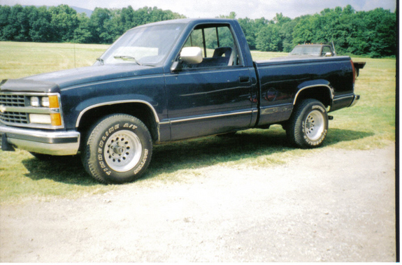 Roops 1988 Chevrolet Silverado 1500 Regular Cab Specs, Photos ...