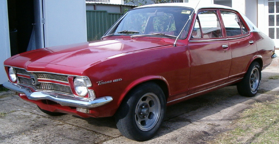 big_als_army 1969 Holden Torana 7310885