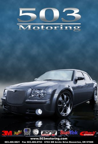 Another 503motoring 2006 Chrysler 300 post... - 7307065