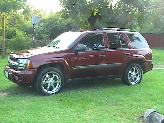 Another DavidBanner22 2004 Chevrolet TrailBlazer post... - 7308226