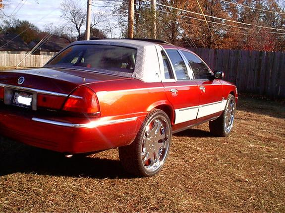 Another bigbootyon26s 1999 Mercury Grand Marquis post... - 7318986