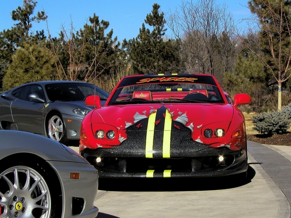 Another 3000spyderman 1995 Mitsubishi 3000GT post... - 7305914