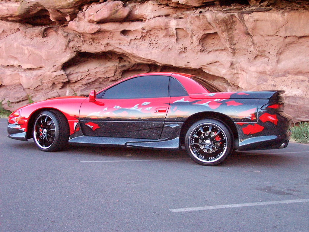 Another 3000spyderman 1995 Mitsubishi 3000GT post... - 7305916