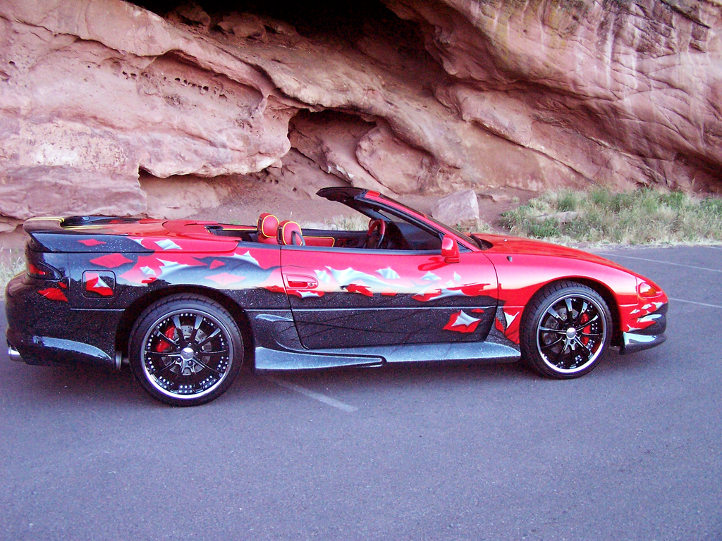 Another 3000spyderman 1995 Mitsubishi 3000GT post... - 7305944