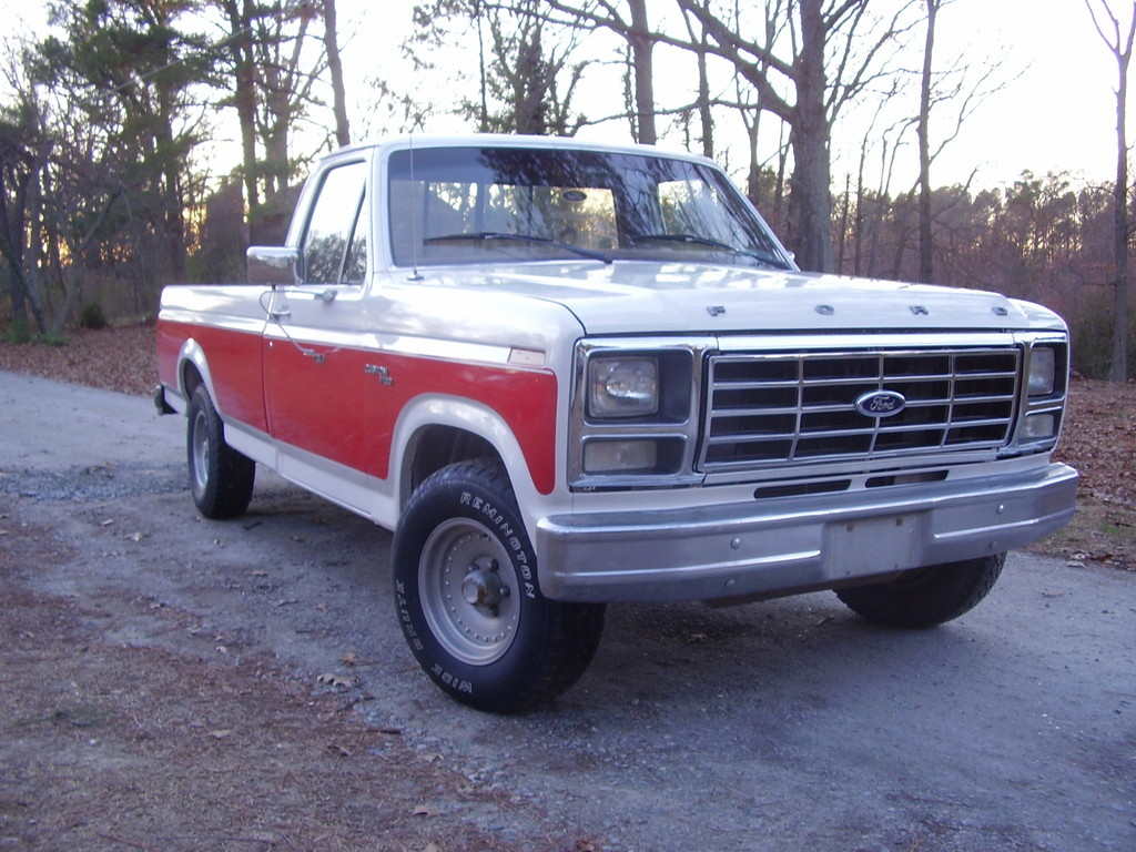 Cvfd10 1980 Ford F150 Regular Cab Specs Photos