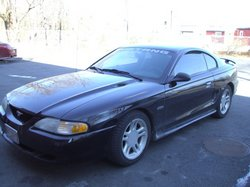 2186714 1996 Ford Mustang