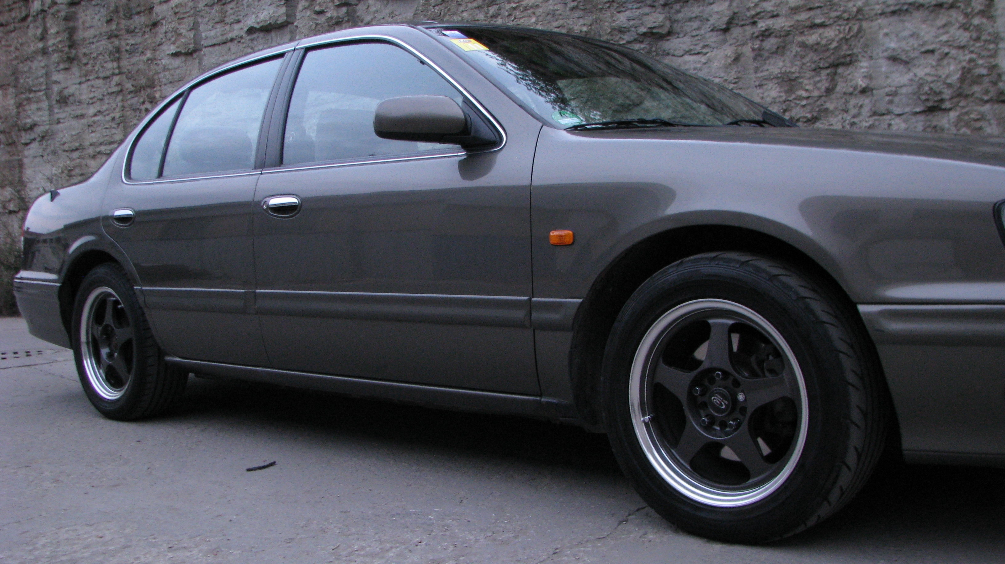 qx1 1998 nissan maxima specs, photos, modification info at cardomain