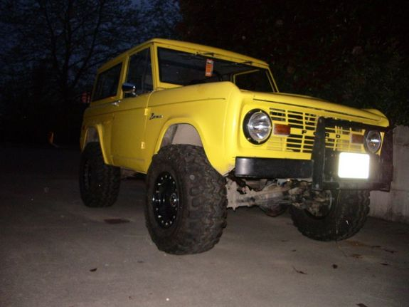 cnote411 1972 Ford Bronco Specs, Photos, Modification Info at CarDomain