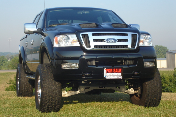 05FTX's 2005 Ford F150 Regular Cab