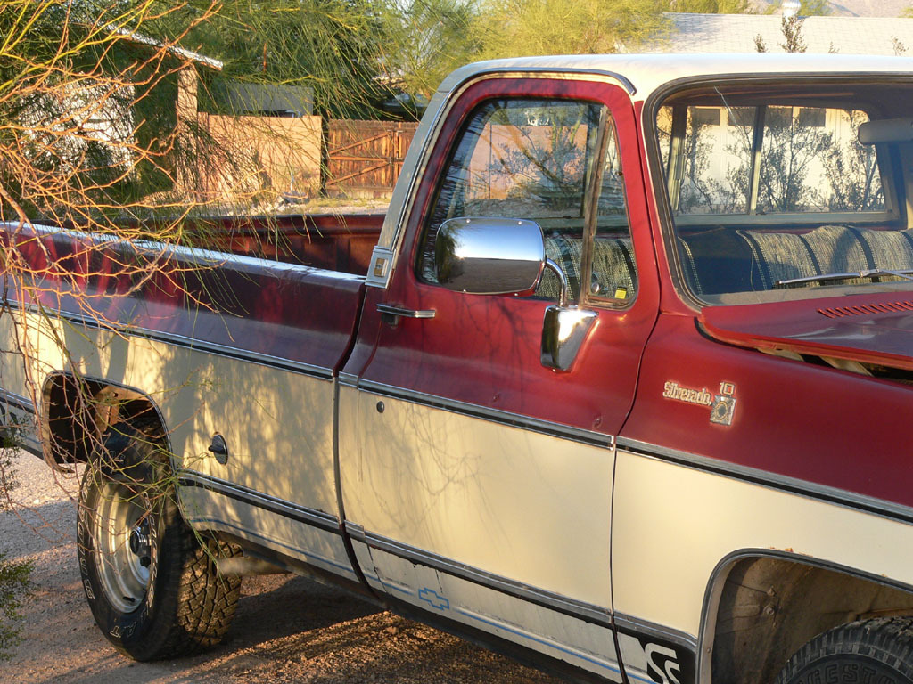 Another Justins86bird 1976 Chevrolet C/K Pick-Up post... - 7310417