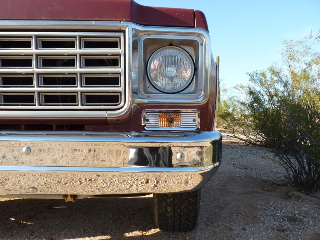 Another Justins86bird 1976 Chevrolet C/K Pick-Up post... - 7310459