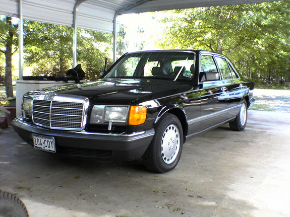 Another dfinch218 1991 Mercedes-Benz S-Class post... - 7361411