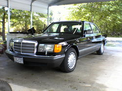 dfinch218s 1991 Mercedes-Benz S-Class