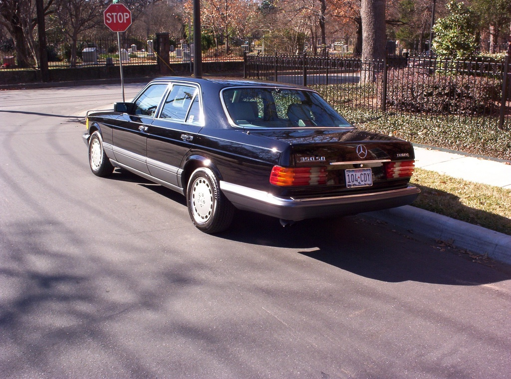 Another dfinch218 1991 Mercedes-Benz S-Class post... - 7361412