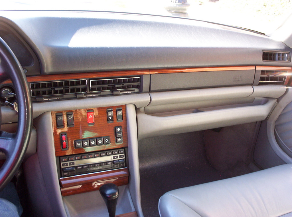 Another dfinch218 1991 Mercedes-Benz S-Class post... - 7361413