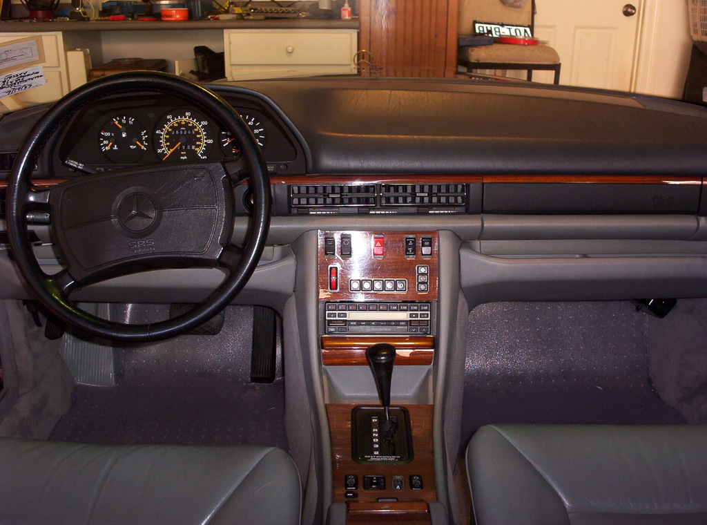 Another dfinch218 1991 Mercedes-Benz S-Class post... - 7361414