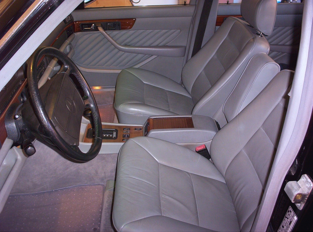 Another dfinch218 1991 Mercedes-Benz S-Class post... - 7361416