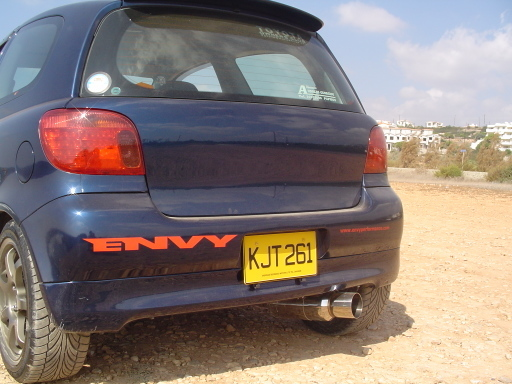 Another RossP 2001 Toyota Vitz post... - 7313173