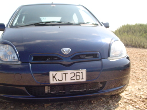 Another RossP 2001 Toyota Vitz post... - 7313174