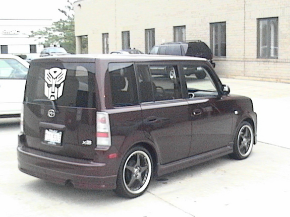 autobot1 2005 scion xb specs photos modification info at. Black Bedroom Furniture Sets. Home Design Ideas
