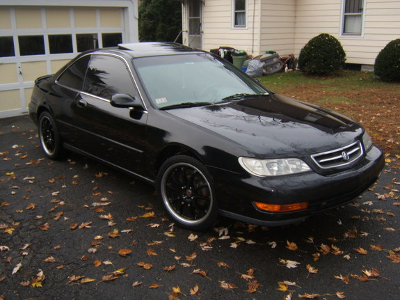 Djacura Acura CL Specs Photos Modification Info At CarDomain - Acura cl 97