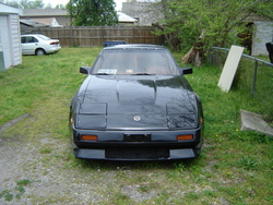 MikeZiless 1986 Nissan 300ZX