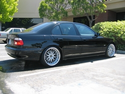 bmr540is 2001 BMW 5 Series