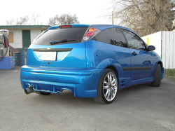 fordfocizx3s 2001 Ford Focus