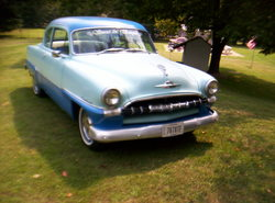 53plymouthman 1953 Plymouth Sedan