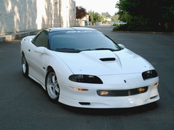 str8upchevys 1996 Chevrolet Camaro