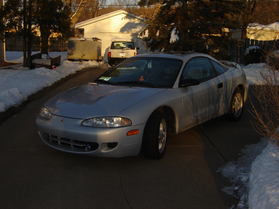 Another Abdul88 1996 Mitsubishi Eclipse post... - 7407280