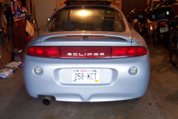 Another Abdul88 1996 Mitsubishi Eclipse post... - 7407290