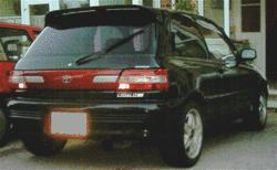 xiepers 1992 Toyota Starlet