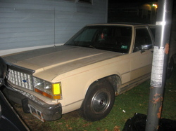 kidder31264s 1986 Ford LTD Crown Victoria