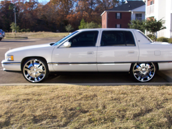 Another trumaine03 1995 Cadillac DeVille post... - 7323427