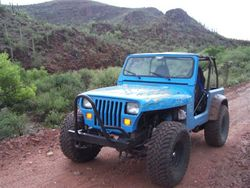 bk2lifes 1992 Jeep Wrangler
