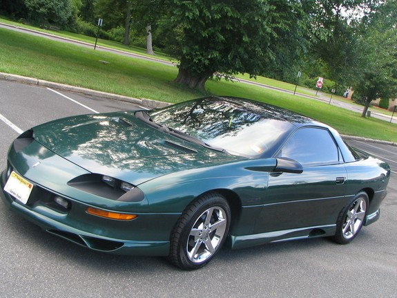 Rzru75 S 1994 Chevrolet Camaro In Bergen County Nj