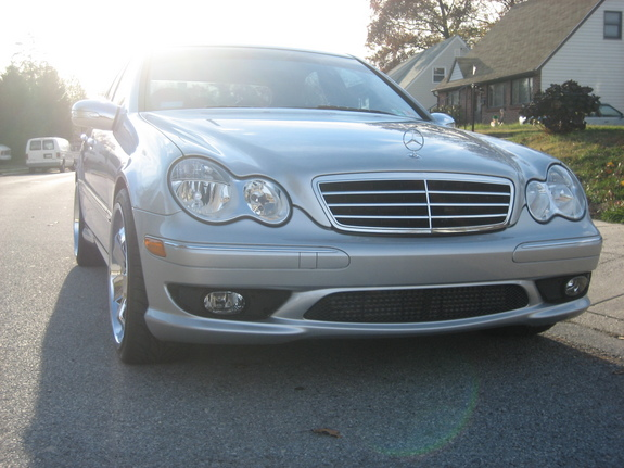 Another jimmyy 2005 Mercedes-Benz C-Class post... - 7326578