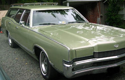 1969 Mercury Colony Park