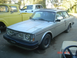 gockpunch 1979 Volvo 200-Series