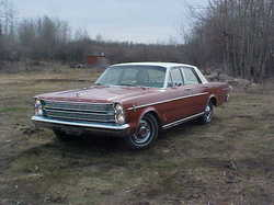 66power 1966 Ford Galaxie